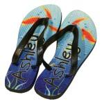 Personalized Flip Flops