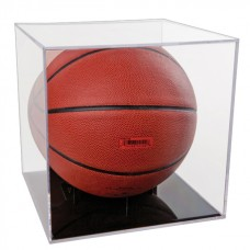 Clear Acrylic Basketball/Soccer Ballqube Display Case