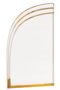 Gold Acrylic Awards