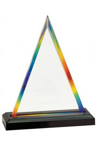 Rainbow Acrylic Awards