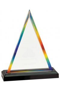 Rainbow Acrylic Awards