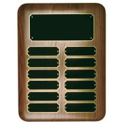 Traditional Engraved Perpetual Plaques (24)