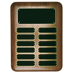 Traditional Engraved Perpetual Plaques