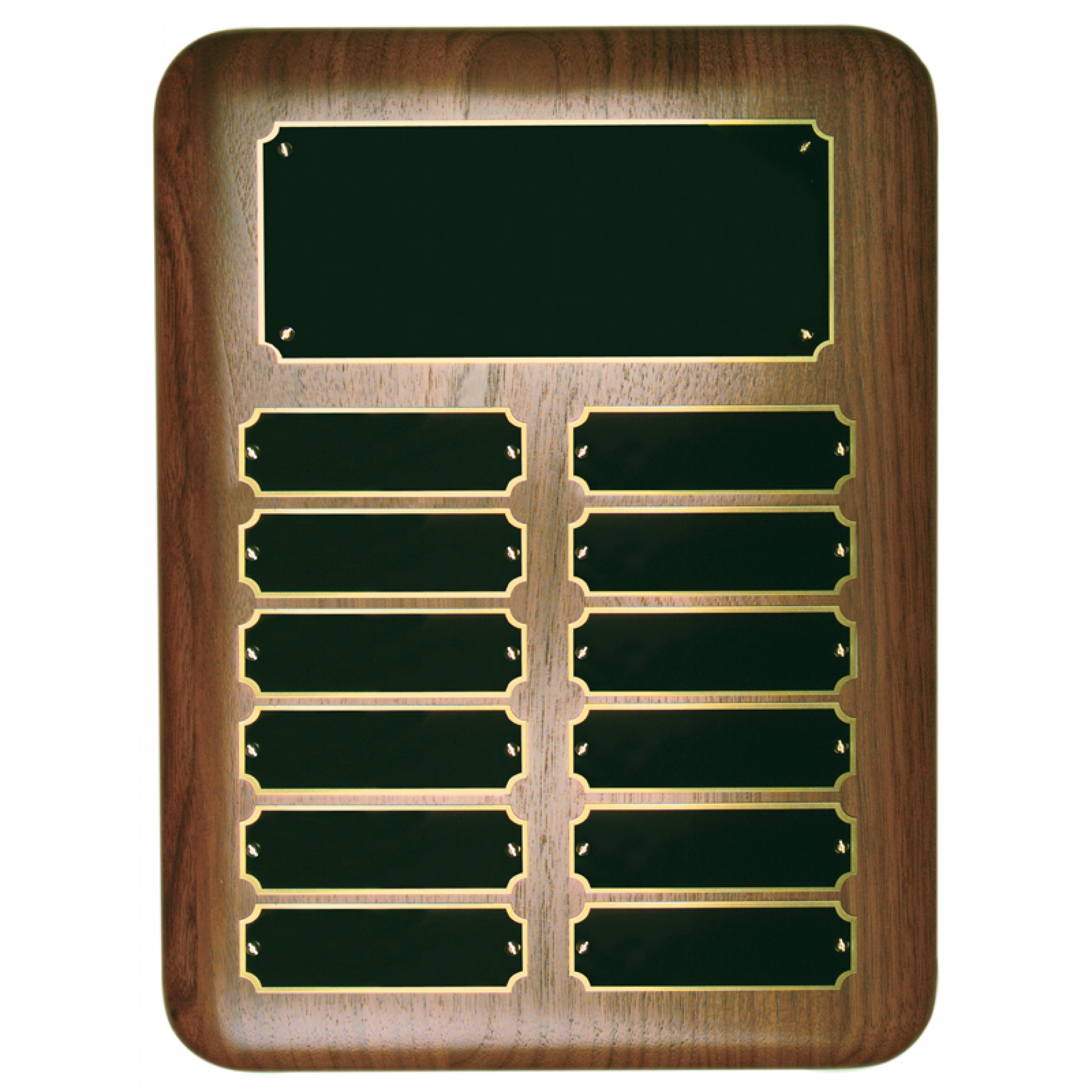 Traditional Engraved Perpetual Plaques (20)