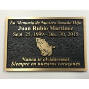 Custom Cast Metal Plaques (4)