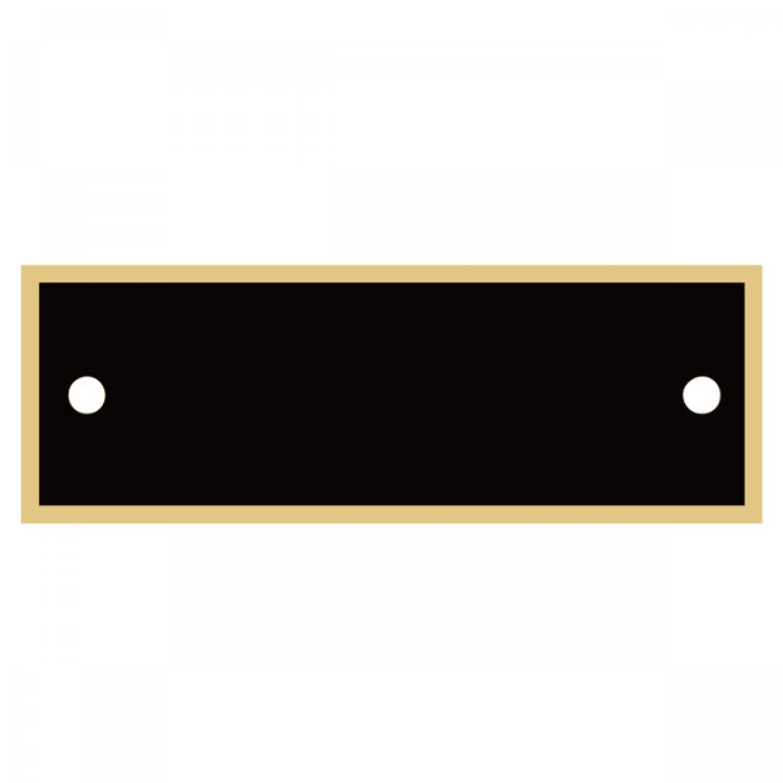 Plaque Plates (3)
