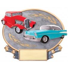 Motion X Car Cruise Resin Award