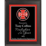 Economy Fire Department Plaque