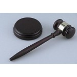Executive Gavel Presentation Set