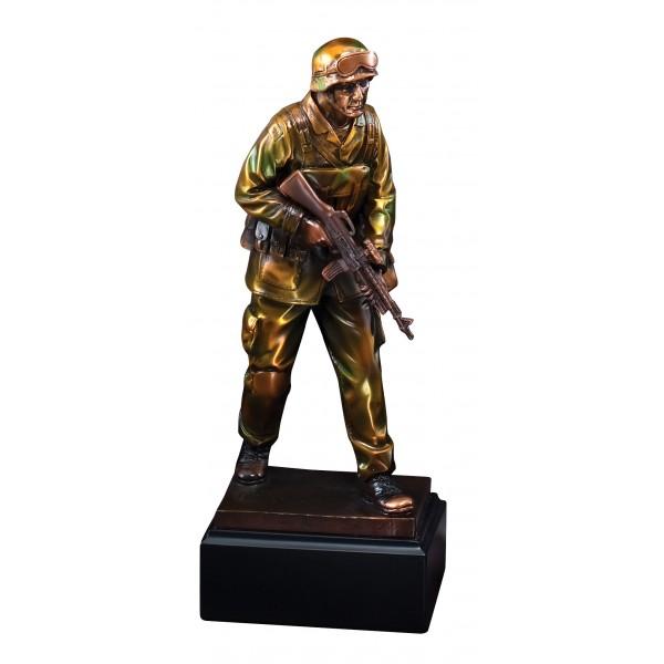 Soldier on Patrol Award