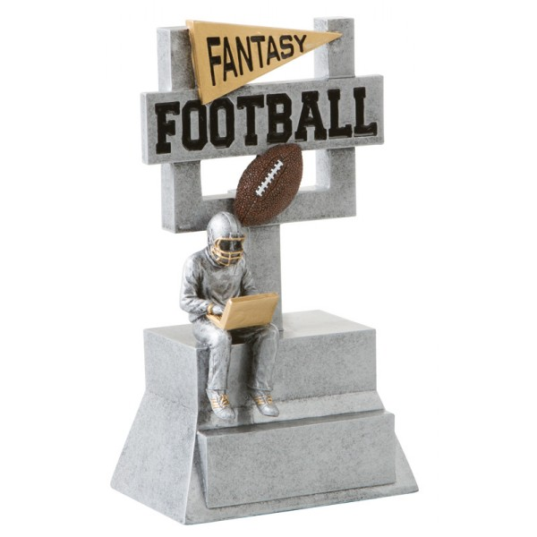 Goal Post Stats Guy Fantasy Football Trophy