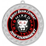 Custom Insert Medal - your graphics and text!