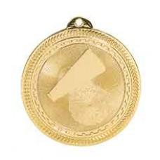 Cheer BriteLazer Medal with Neck Ribbon