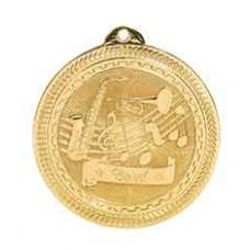 Band BriteLazer Medal with Neck Ribbon