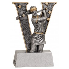 5 inch Female Golf V Series Resin