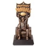 End Zone Fantasy Football Trophy