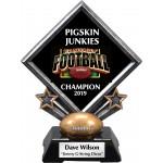 Custom Football Trophy