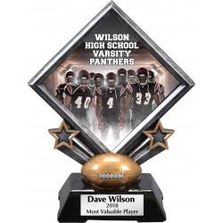 Custom Football Trophy