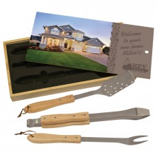 BBQ Gift Set With Tools