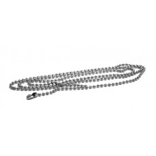 "30"" Silver Metal Neck Chain"