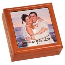 Keepsake Box With Photo Tile