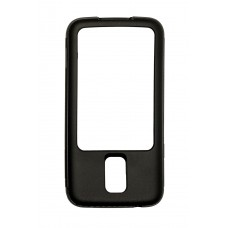 Black Galaxy S5 Impact Resistant Rubber Like Tpu Case