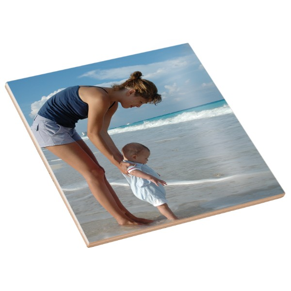 Clossy Ceramic Photo Tile