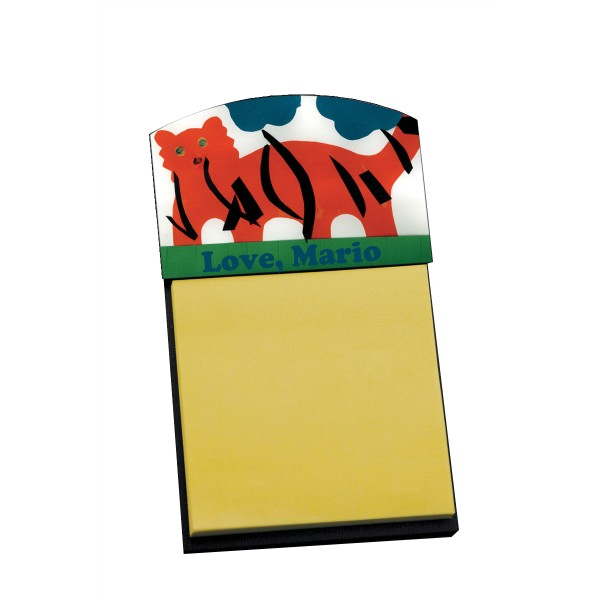 Black Sticky Note Holder