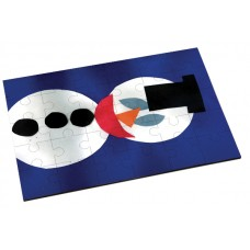 Rectangle 30 Pc Jigsaw Puzzle