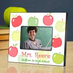 Personalized Teacher Picture Frame