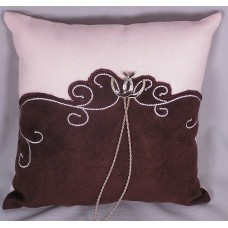 Romantic Vintage Ring Pillow