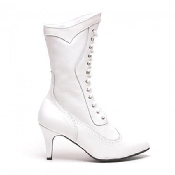 Altar Bridal Boots, White