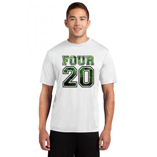 Four 20 Unisex Tee