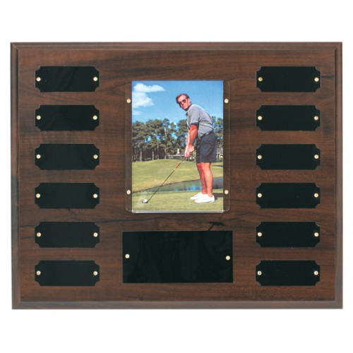 Photo Holder Perpetual Plaque for 3 1/2 x 5 Photo
