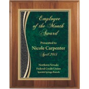 Premium Wood Plaques with Designer Plaque Plates