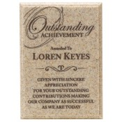 Engraved Granite and Acrylic Plaques