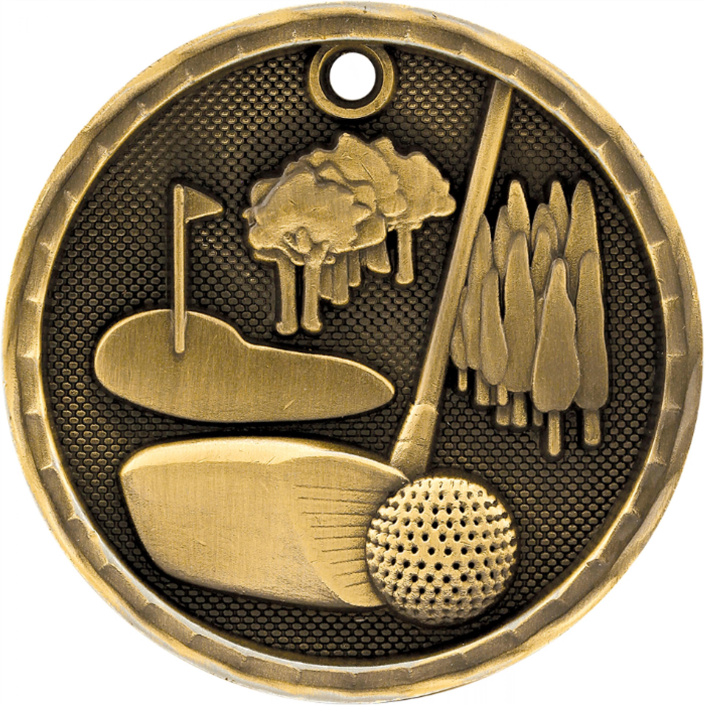 Golf Medals