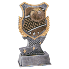 Shield Award, Volleyball, Small