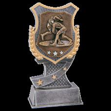 Shield Award, Wrestling, Small