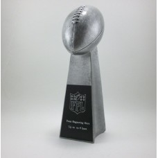 Lombardi Style Football Trophy
