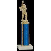 Single Column Trophies