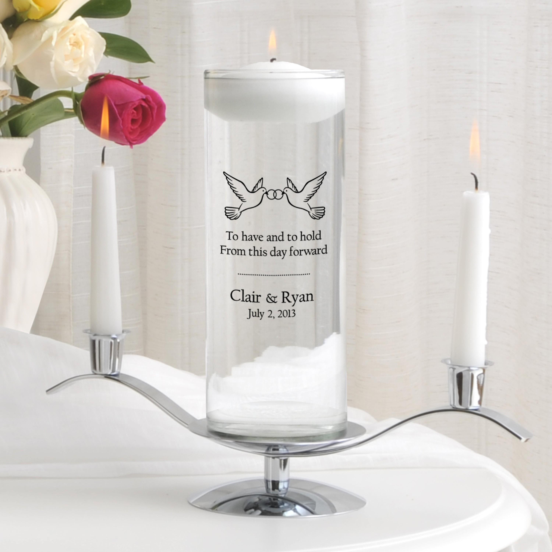 Unity Candles & Alternatives
