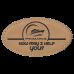 Leatherette Oval Name Badge