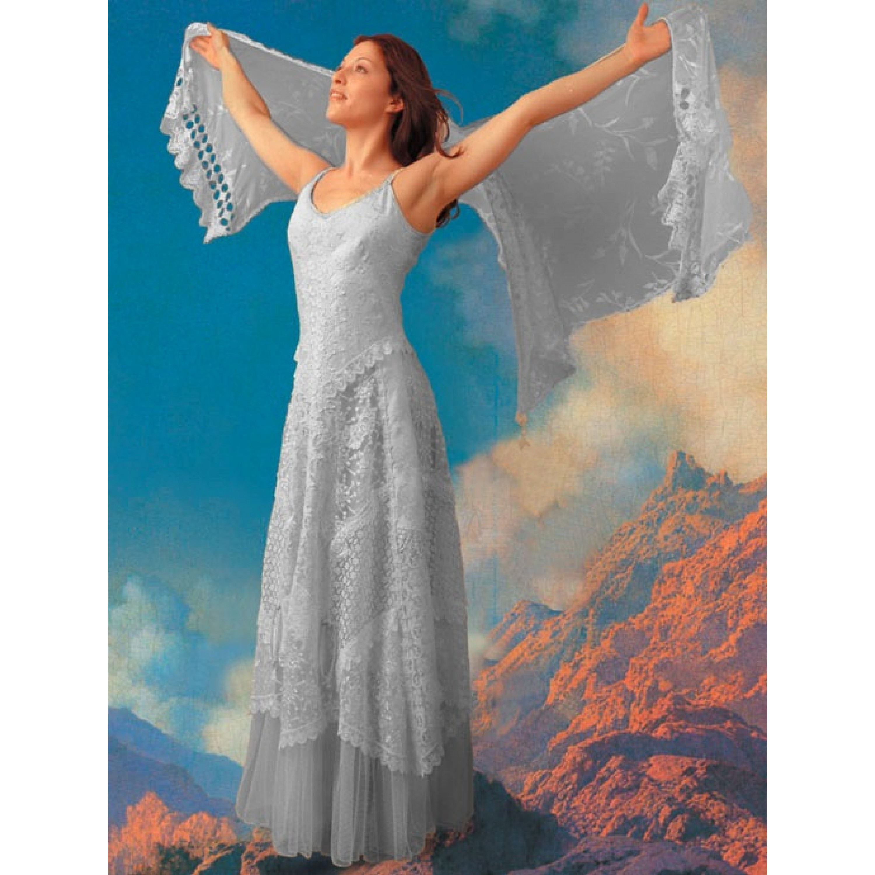 Western Wedding Gowns, Dresses and Separates