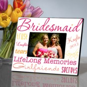For Bridesmaids and Maids of Honor